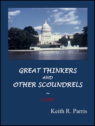 Great Thinkers and Other Scoundrels - Front Cover